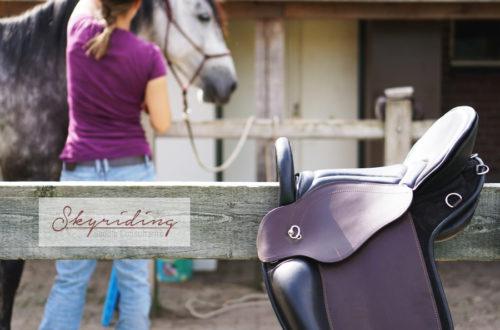 In verbinding met je paard, daar hoort een goed passend zadel bij